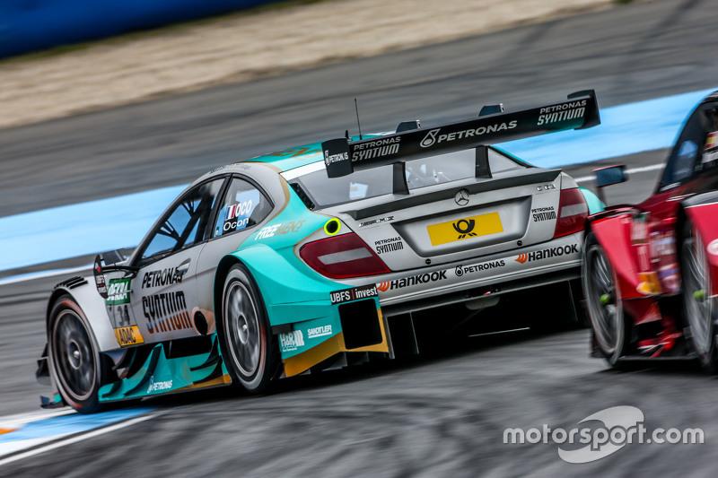 Esteban Ocon, Mücke Motorsport Mercedes-AMG C63 DTM