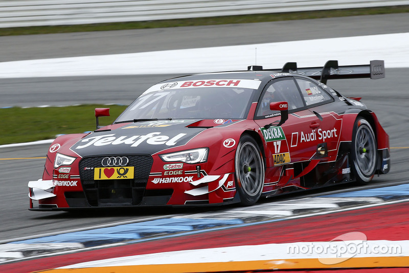 Мігель Моліна, Audi Sport Team Abt Audi RS 5 DTM