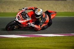 Javier Fores, Ducati Team