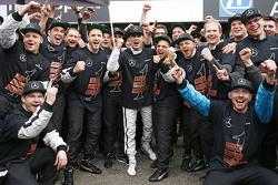 DTM-Champion 2015: Pascal Wehrlein, HWA AG
