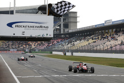 Race 1 Winnaar Lance Stroll, Prema Powerteam Dallara Mercedes-Benz