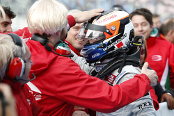Race 3 Winnaar Felix Rosenqvist, Prema Powerteam Dallara Mercedes-Benz