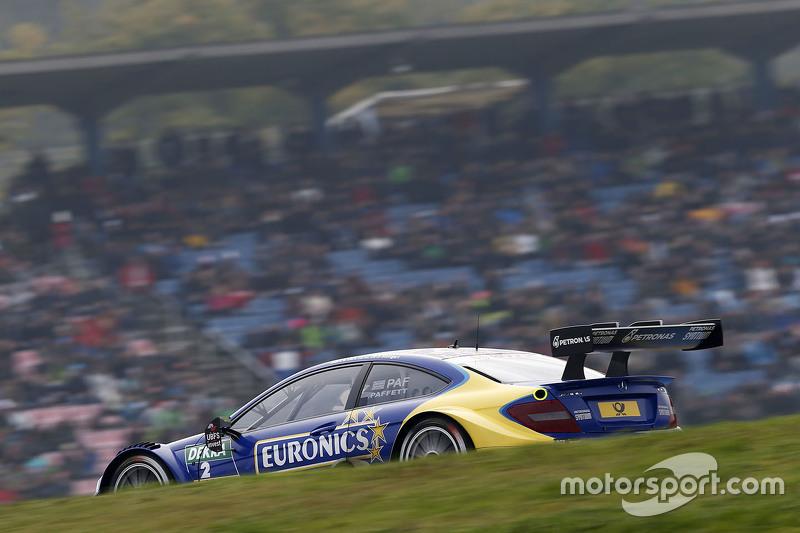 Gary Paffett, ART Grand Prix Mercedes-AMG C63 DTM