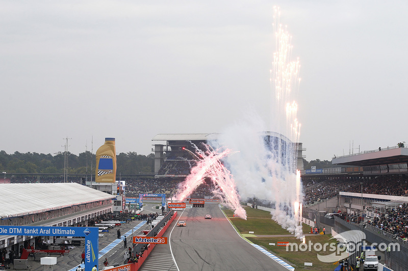 Маттіас Екстрем, Audi Sport Team Abt Sportsline, Audi A5 DTM takes the checkered прапор