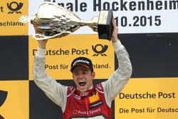 Подиум: победитель гонки - Джейми Грин, Audi Sport Team Rosberg Audi RS 5 DTM