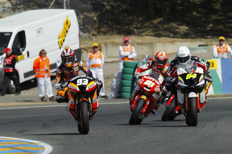 2011 - перша перемога в Moto2