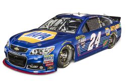 Chase Elliott, Hendrick Motorsports Chevrolet 2016 paint scheme