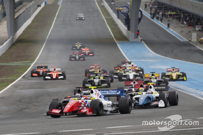 Олівер Роуланд , Fortec Motorsports перемагає