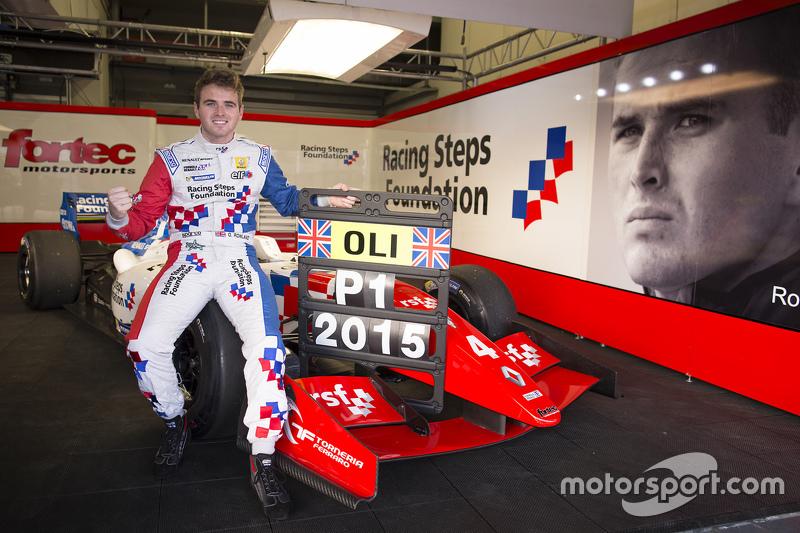 Oliver Rowland wins 2015 Formula Renault 3.5 title