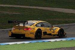Алекс Дзанарди за рулём BMW M4 DTM