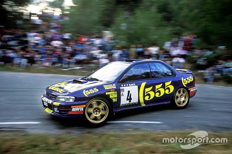 555 & Subaru
