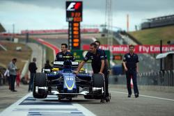 Sauber C34 de Marcus Ericsson, Sauber F1 Team