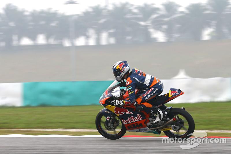 Мігель Олівейра, Red Bull KTM Ajo
