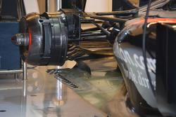 McLaren MP4-30, dettaglio