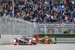 Ник Хайдфельд, Mahindra Racing и Лукас ди Грасси, ABT Schaeffler Audi Sport