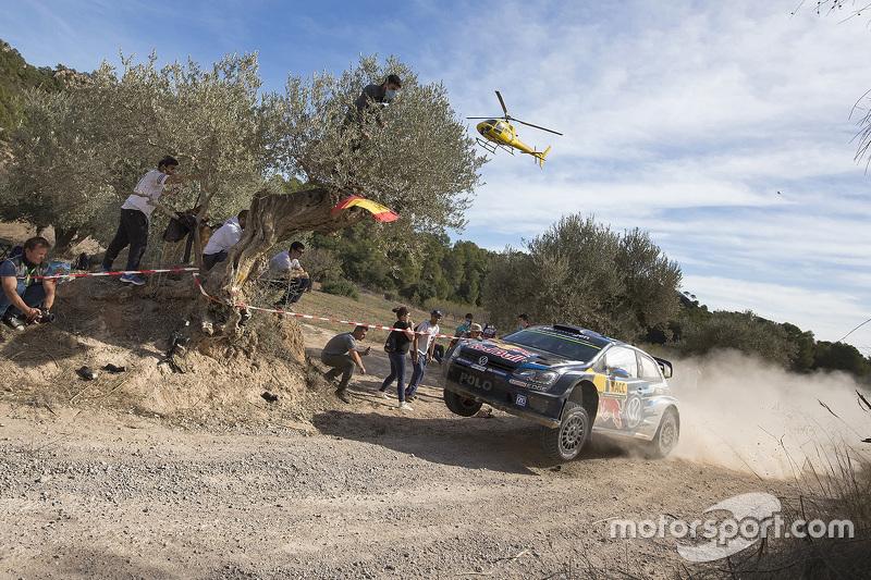Себастьєн Ожьє та Жюльєн Інграссія, Volkswagen Polo WRC, Volkswagen Motorsport