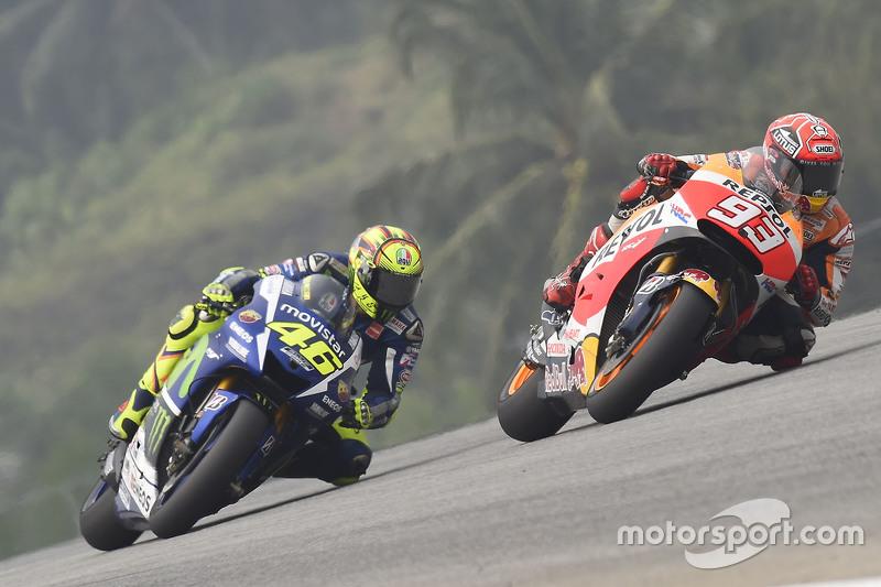 Controverse van het jaar: Rossi vs. Marquez