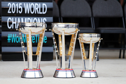 Трофеи для команды Mercedes AMG F1 и Льюиса Хэмилтона, Mercedes AMG F1