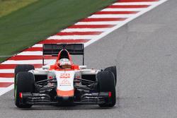 Уилл Стивенс, Manor Marussia F1 Team с проколом