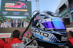 Helm Rick Kelly, Nissan Motorsports