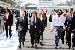 Жан Тодт, президент FIA