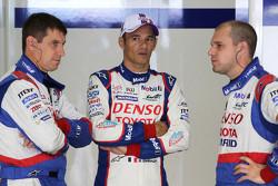 Стефан Саррацин, Toyota Racing