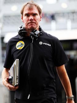 Алан Пермейн, Операційний керівник  Lotus F1 Team на треку Director