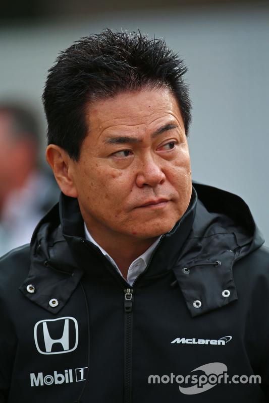 Yasuhisa Arai, Oficial en jefe de Honda Motorsport