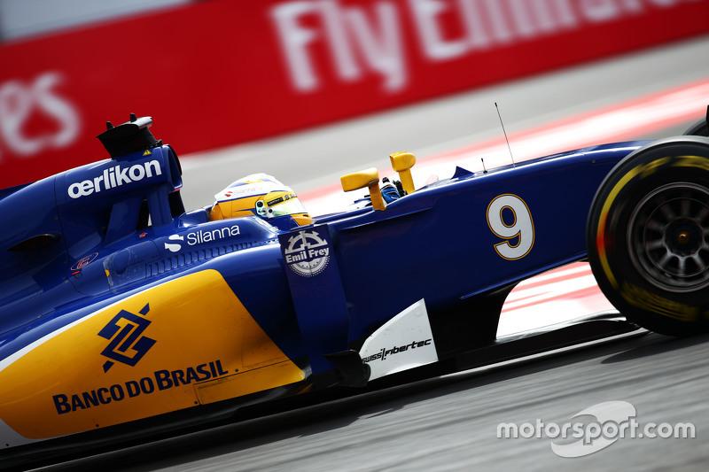 Маркус Ерікссон, Sauber C34