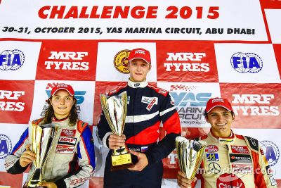 MRF Challenge: Abu Dhabi