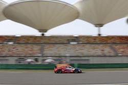 #83 AF Corse Ferrari 458 GTE: Emmanuel Collard, Rui Aguas, François Perrodo
