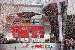 Podium : Lewis Hamilton, Mercedes AMG F1