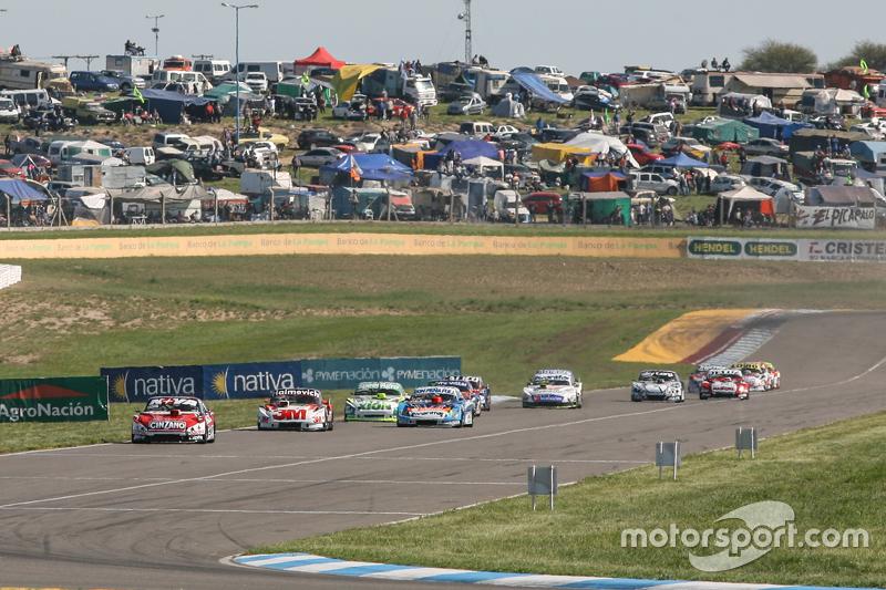 Матіас Россі, Donto Racing Chevrolet, Маріано Вернер, Werner Competicion Ford, Мартін Понте, Nero53 Racing Dodge, Агустін Канапіно, Jet Racing Chevrolet