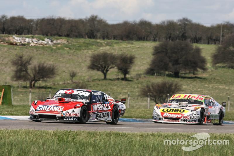 Матіас Россі, Donto Racing Chevrolet, Серхіо Ало, Coiro Dole Racing Chevrolet