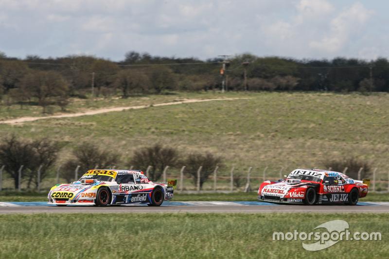 Маурісіо Ламбіріс, Coiro Dole Racing Torino, Педро Джентіле, JP Racing Chevrolet