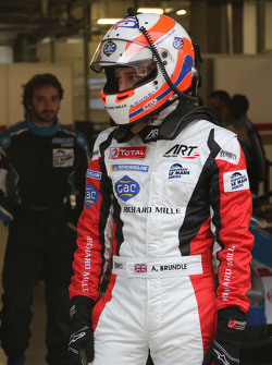 Alex Brundle, Pegasus Racing