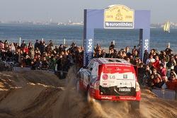 Red Line Off-Road Team, Mundo Dakar event: Nuno Inocencio and Jaime Santos