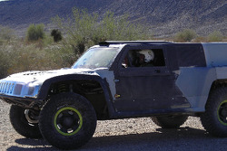 Team Dakar USA: Ronn Bailey tests the Hummer H3