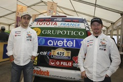 Helder Oliveira and Paulo Marques