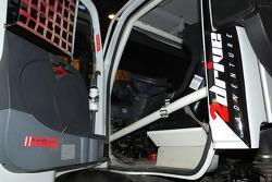 Team Fleetboard Dakar: Mercedes Unimog