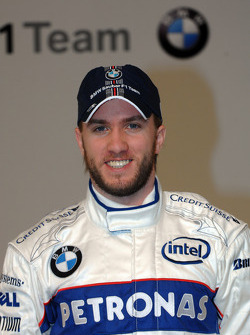 Nick Heidfeld, BMW-Sauber F1 Team