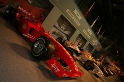 F1 pitlane display
