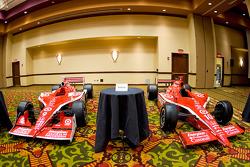 Chip Ganassi Racing with Felix Sabates: the IRL IndyCar Series cars