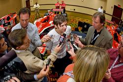 Chip Ganassi Racing with Felix Sabates: Dan Wheldon