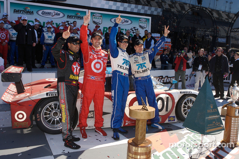 Seconda vittoria alla 24 ore di Daytona. Eric Gilbert, motorsport,com