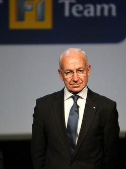 Bernard Rey Renault F1 Team Başkanı