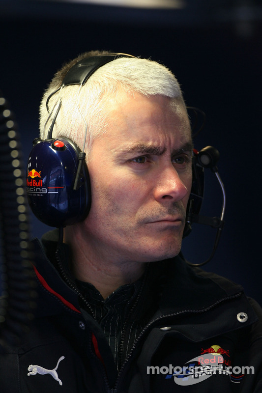 Geoff Willis, Red Bull Racing, Technical Director