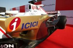 Der neue Force India VJM01
