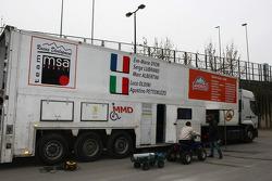 Team Racing Developpement MSA