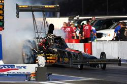 Troy Buff burnout